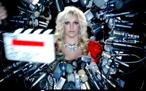 britney1 Sneak Peek: Britney Spears 2nd Hold It Against Me Video Preview