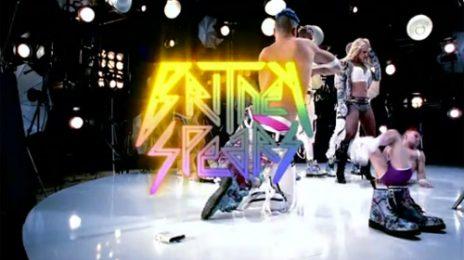 Sneak Peek: Britney Spears' 13th 'Hold It Against Me' Teaser