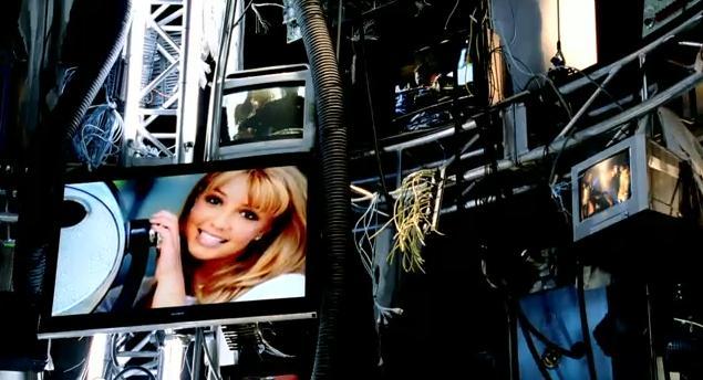 britney2 Sneak Peek: Britney Spears 3rd Hold It Against Me Video Preview