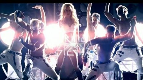Hot Shots: Britney Spears Unveils New 'Femme Fatale' Promo Pics