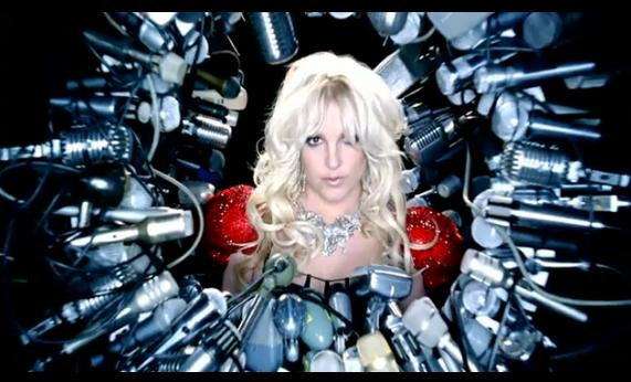 britney7 Sneak Peek: Britney Spears 7th Hold It Against Me Teaser