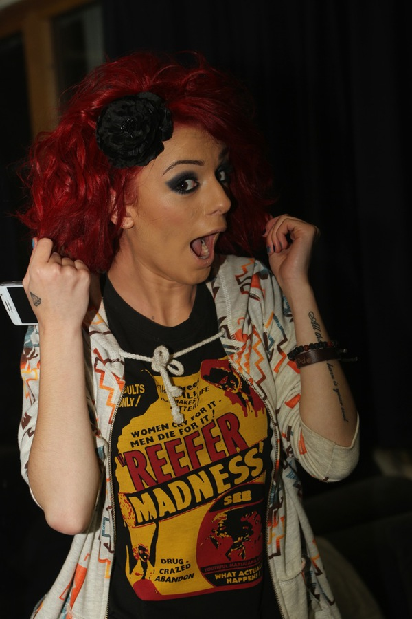 cher Hot Shot: Chery Lloyd Debuts New Hairstyle