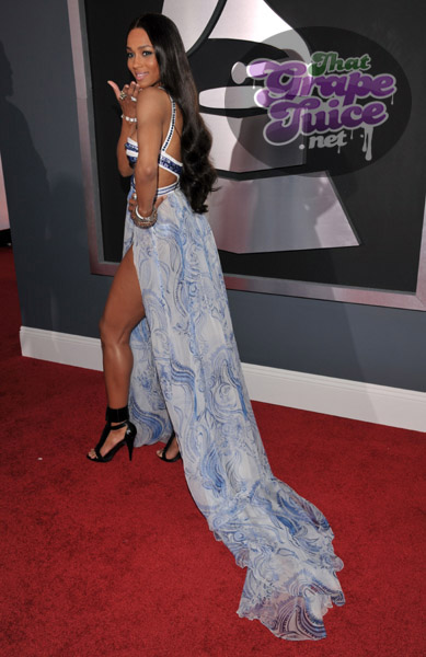 ciara grammy1 Grammy Awards 2011: Red Carpet