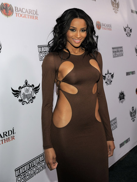 ciara Hot Shots: Ciara, John Legend & Others Perform At Black Eyed Peas PEAPOD Benefit Concert