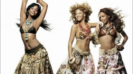 Destiny's Child Reunite For Rowland's Birthday