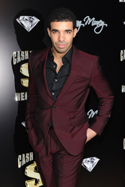 drake Hot Shots: Nicki Minaj, Drake & Omarion Attend Pre Grammy Party