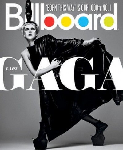 gaga billboard e1297953242550 Lady GaGa Covers Billboard
