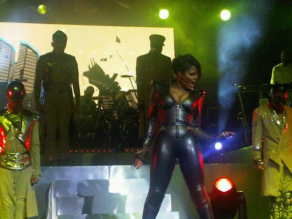 janetjackson Janet Jackson Kicks Off World Tour