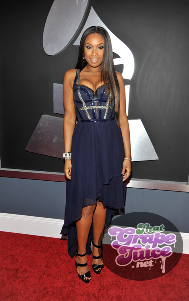 jennifer hudson grammy1 Grammy Awards 2011: Red Carpet