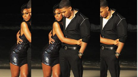 Hot Shot: More From Nelly & Kelly Rowland's 'Gone' Video