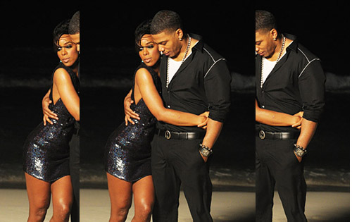 Nelly and kelly are they dating