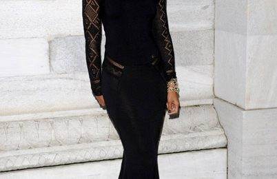 Kelly Rowland Dazzles At Cavalli Show; Reveals Single Details!