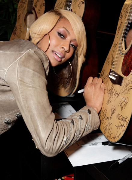 kerihilson Hot Shots: Keri Hilson, Mya & Ne Yo Build Buzz For The 2011 Grammy Awards