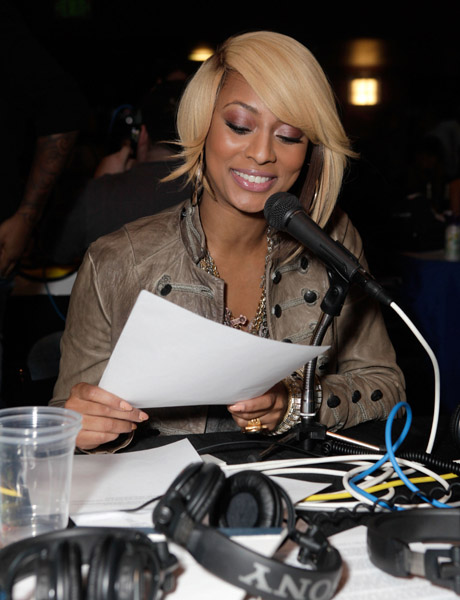 kerihilson2 Hot Shots: Keri Hilson, Mya & Ne Yo Build Buzz For The 2011 Grammy Awards