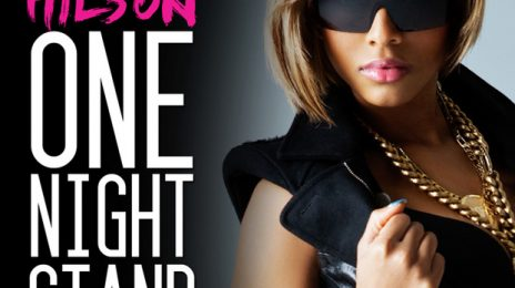 Keri Hilson Unveils 'One Night Stand (Ft. Chris Brown)' Single Cover