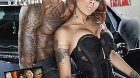 Keyshia Cole & Fiance Cover 'Urban Ink'