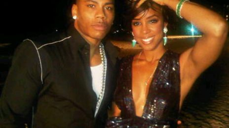 Hot Shots: Nelly & Kelly Rowland Shoot 'Gone' Video