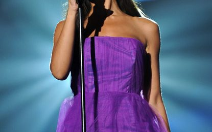 Hot Shots: Leona Lewis, Prince & Others Honor Barbra Streisand