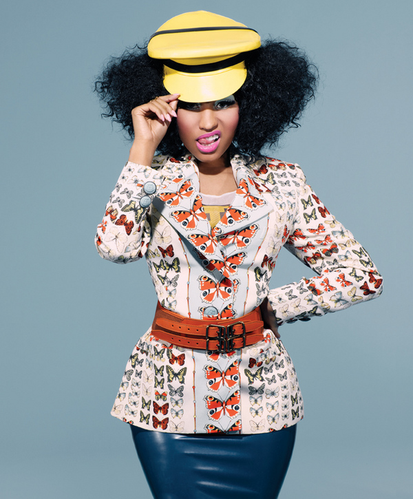 nickiminaj1 Nicki Minaj Readies Headlining Tour