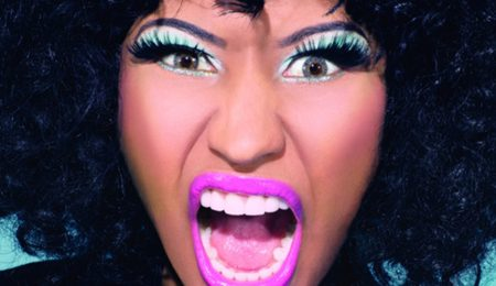 Hot Shots: Nicki Minaj's Full BlackBook Spread