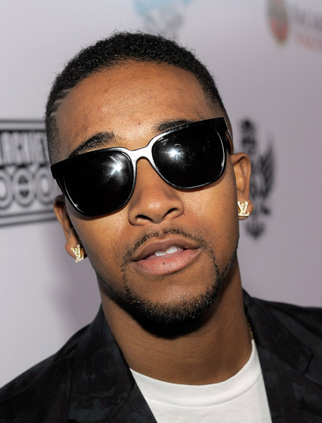 omarion Hot Shots: Ciara, John Legend & Others Perform At Black Eyed Peas PEAPOD Benefit Concert