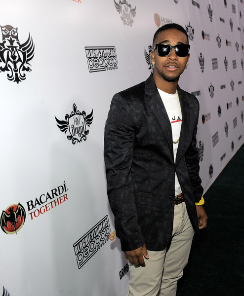 omarion2 Hot Shots: Ciara, John Legend & Others Perform At Black Eyed Peas PEAPOD Benefit Concert