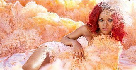 New Rihanna 'Reb'l Fleur' Promo Pic