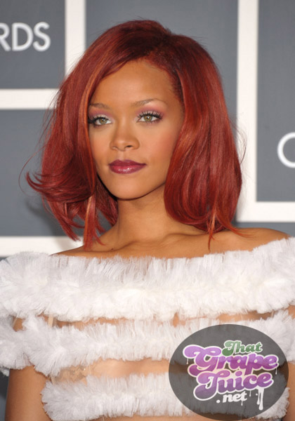 rihanna grammy 2 Grammy Awards 2011: Red Carpet