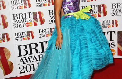 BRIT Awards 2011: Red Carpet