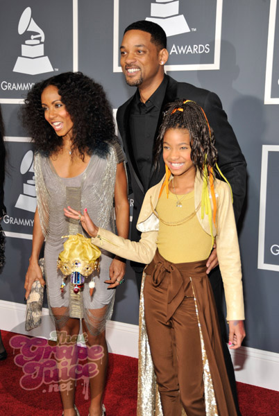 smiths1 Grammy Awards 2011: Red Carpet