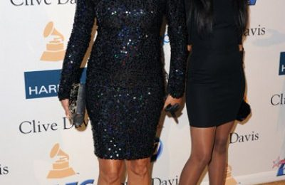 Hot Shots: The Stars Come Out For Clive Davis' Pre-Grammy Party