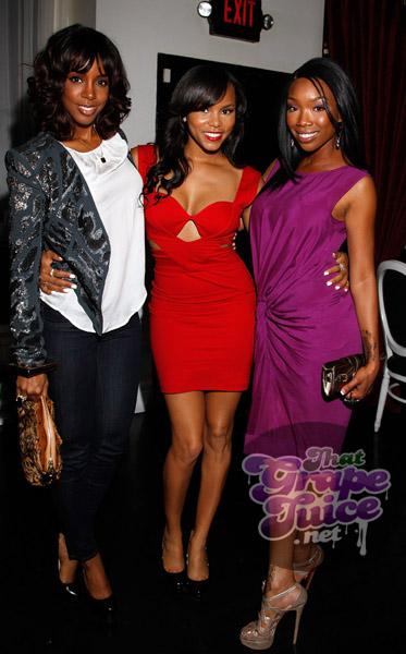 Kelly Rowland, Letoya & Brandy