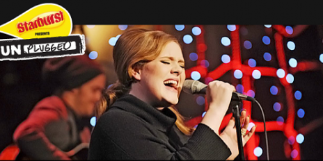 Adele Performs On VH1 Unplugged