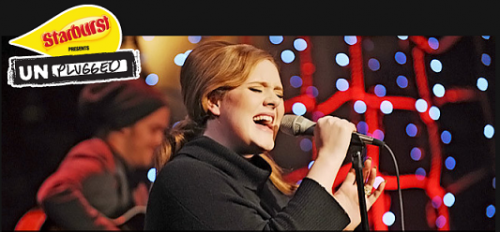 adele 45 e1299246779379 Adele Performs On VH1 Unplugged