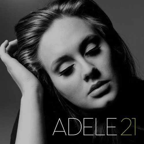 adele21 Sales Figures: Adele Returns To #1 & Lady GaGa Remains On Top