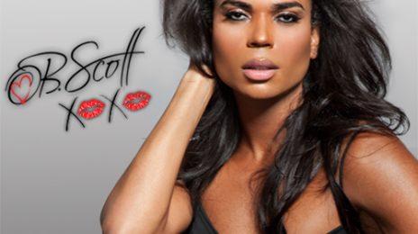 New Song: B. Scott - 'Kiss Kiss' {Sponsored Post}