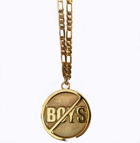 boys11 Competition: Win A Keri Hilson No Boys Allowed Chain!