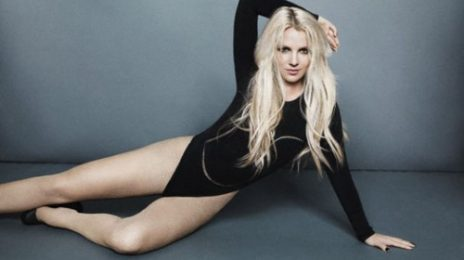Britney Spears Give 'Femme Fatale' Promo Interview