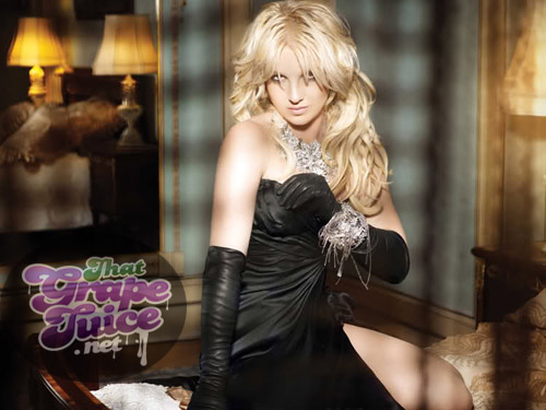 britney femme 1 Britney Spears Unveils New Femme Fatale Pic & Adds New Performances To Promo Push