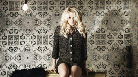 Britney Spears Visits Ryan Seacrest