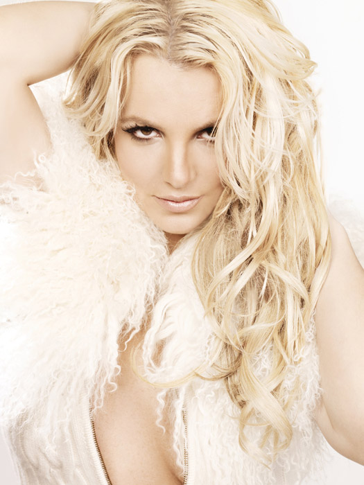 britney2 Hot Shots: Britney Spears Unveils New Femme Fatale Promo Pics
