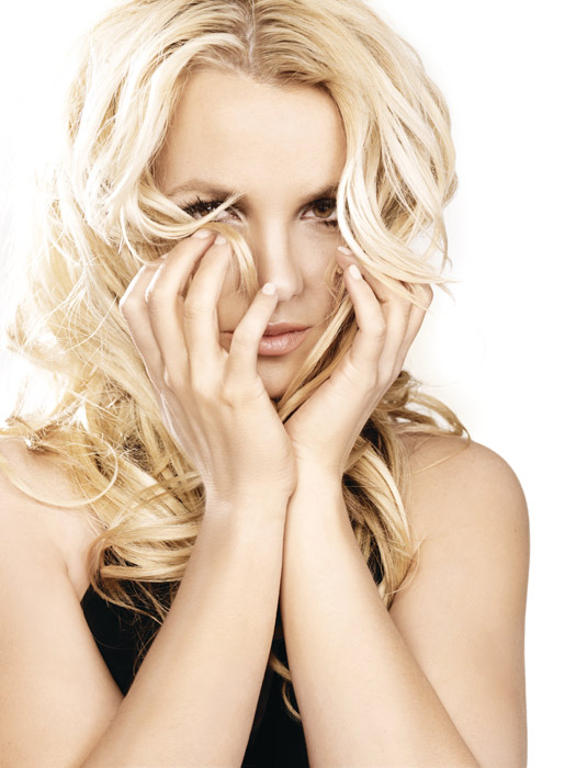 britney4 Hot Shots: Britney Spears Unveils New Femme Fatale Promo Pics