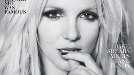 Hot Shots: Britney Spears Does OUT Magazine