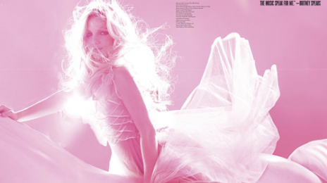 Hot Shots: More Of Britney Spears In V Magazine
