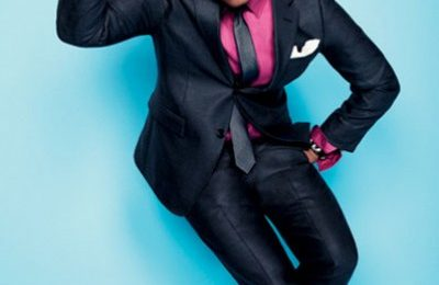 Bruno Mars Goes Suave For GQ