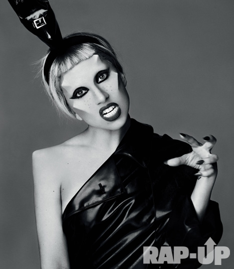 btw gaga Hot Shots: New Lady GaGa Born This Way Promo Pics