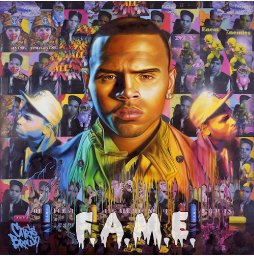 cb fame e1299791889551 Chris Browns F.A.M.E Certified Gold