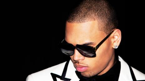 New Chris Brown 'F.A.M.E' Promo Pic