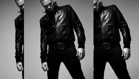 Hot Shot: Chris Brown Does GQ Italia