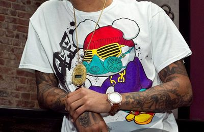 """Chris Brown: """"I Want 'F.A.M.E' To Sell A Million - First Week"""""""